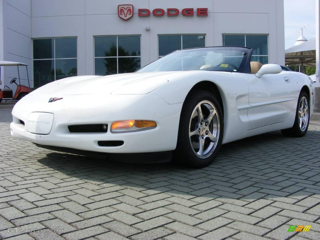 dooscoop32's 2004 Chevrolet Corvette in NEWTON, NC