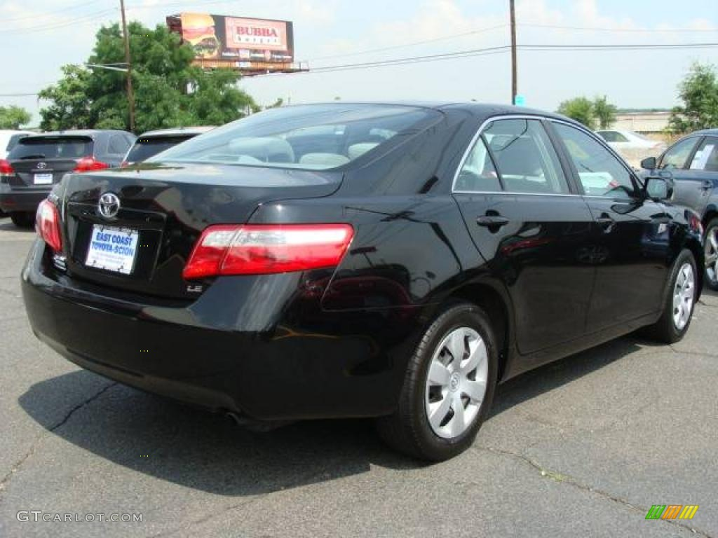 2008 black toyota camry le 14712193 photo 3 car color galleries. Black Bedroom Furniture Sets. Home Design Ideas