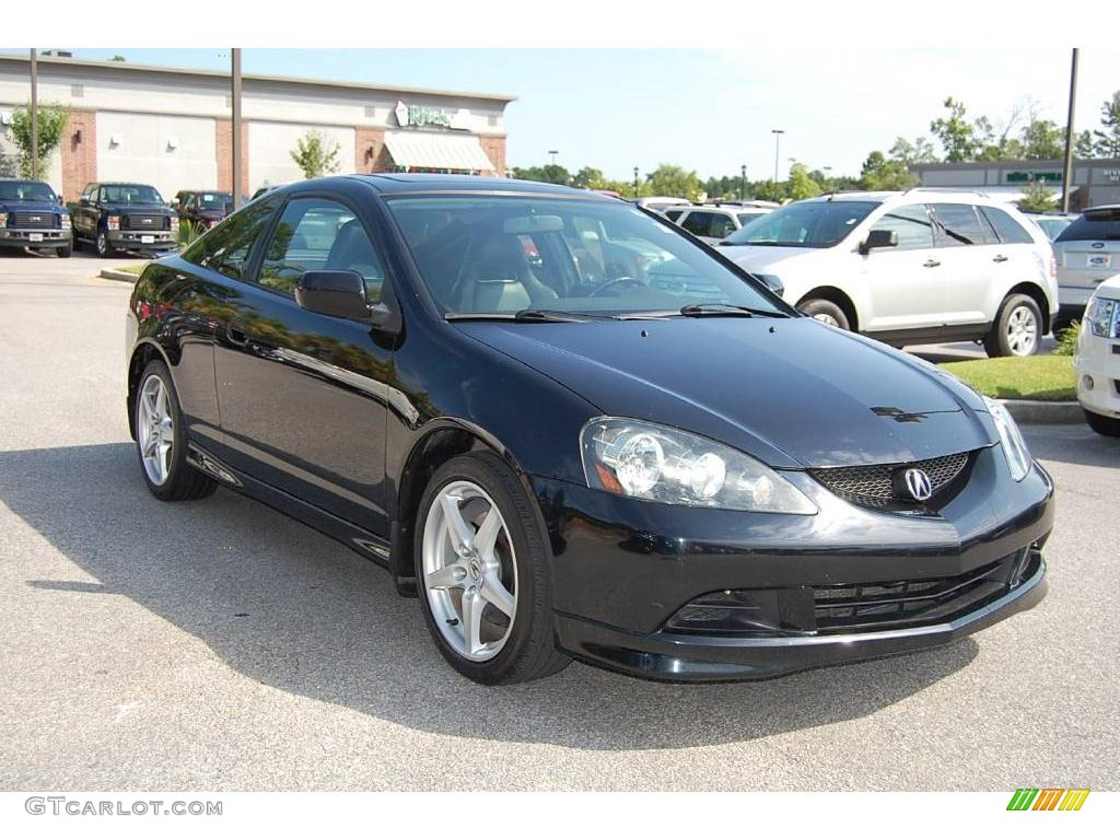 2006 Nighthawk Black Pearl Acura RSX Type S Sports Coupe ...