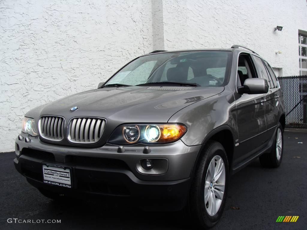 2006 sterling grey metallic bmw x5 14781392 car color galleries. Black Bedroom Furniture Sets. Home Design Ideas