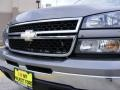 2006 Graystone Metallic Chevrolet Silverado 1500 LS Crew Cab  photo #12
