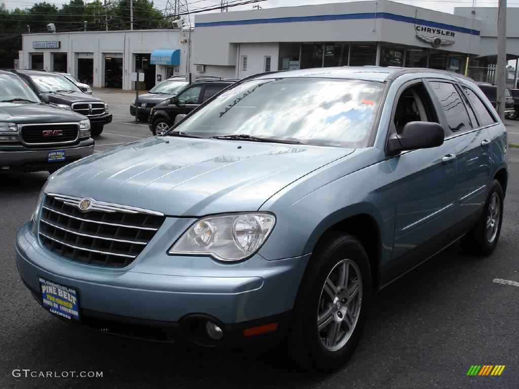 2008 clearwater blue pearlcoat chrysler pacifica touring. Black Bedroom Furniture Sets. Home Design Ideas