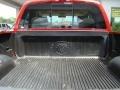 2008 Blaze Red Crystal Pearl Dodge Ram 1500 Laramie Quad Cab 4x4  photo #6