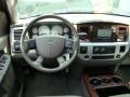2008 Blaze Red Crystal Pearl Dodge Ram 1500 Laramie Quad Cab 4x4  photo #12