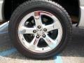 2006 Bright Silver Metallic Dodge Ram 1500 SLT Quad Cab  photo #18