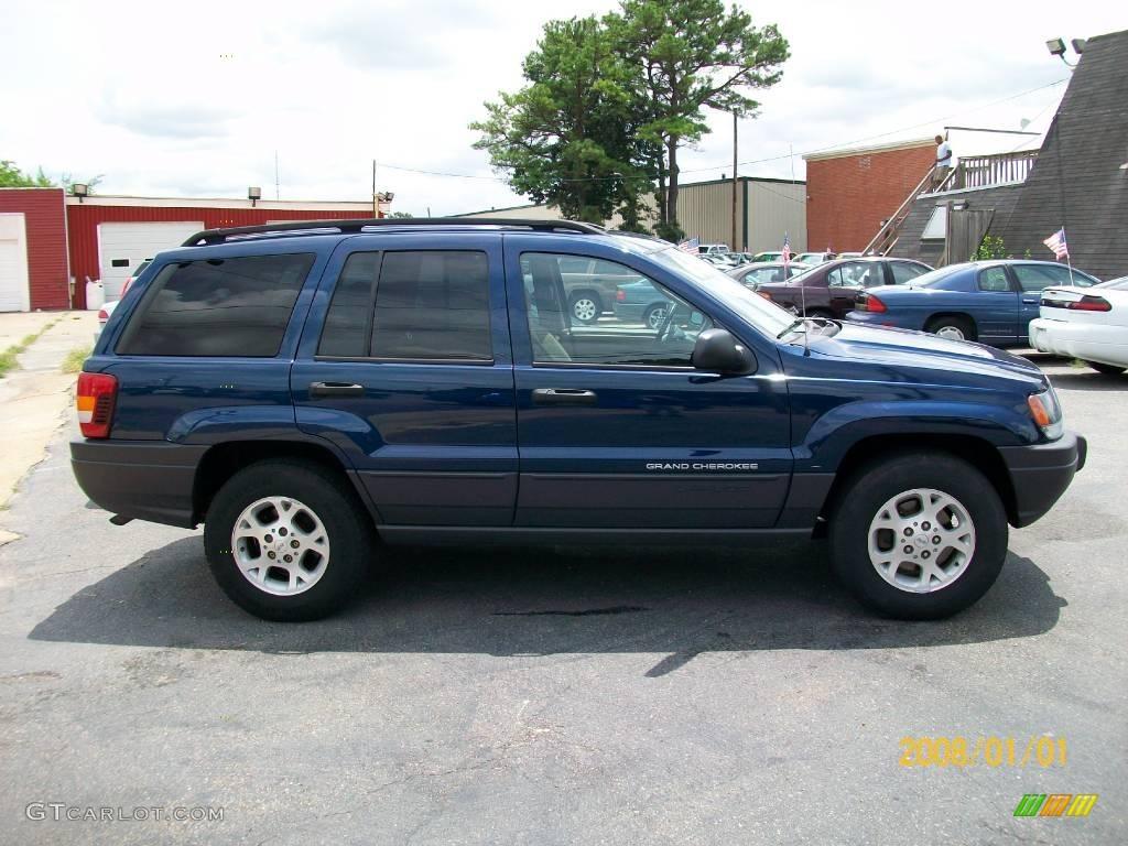 2003 patriot blue pearl jeep grand cherokee laredo 14798163 car color galleries. Black Bedroom Furniture Sets. Home Design Ideas