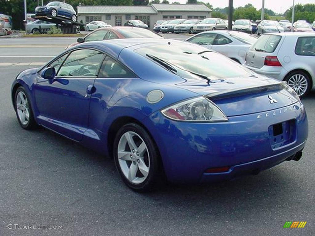 2006 uv blue pearl mitsubishi eclipse gt coupe 14941141 photo 4 car color. Black Bedroom Furniture Sets. Home Design Ideas