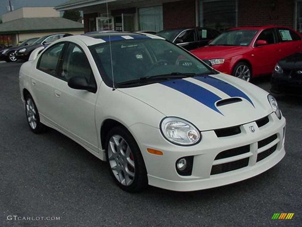 2005 stone white dodge neon srt 4 14941148. Black Bedroom Furniture Sets. Home Design Ideas