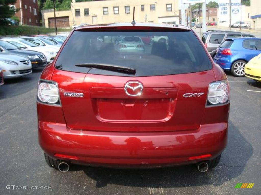 2007 copper red mica mazda cx 7 grand touring 14927275 photo 3 car color. Black Bedroom Furniture Sets. Home Design Ideas