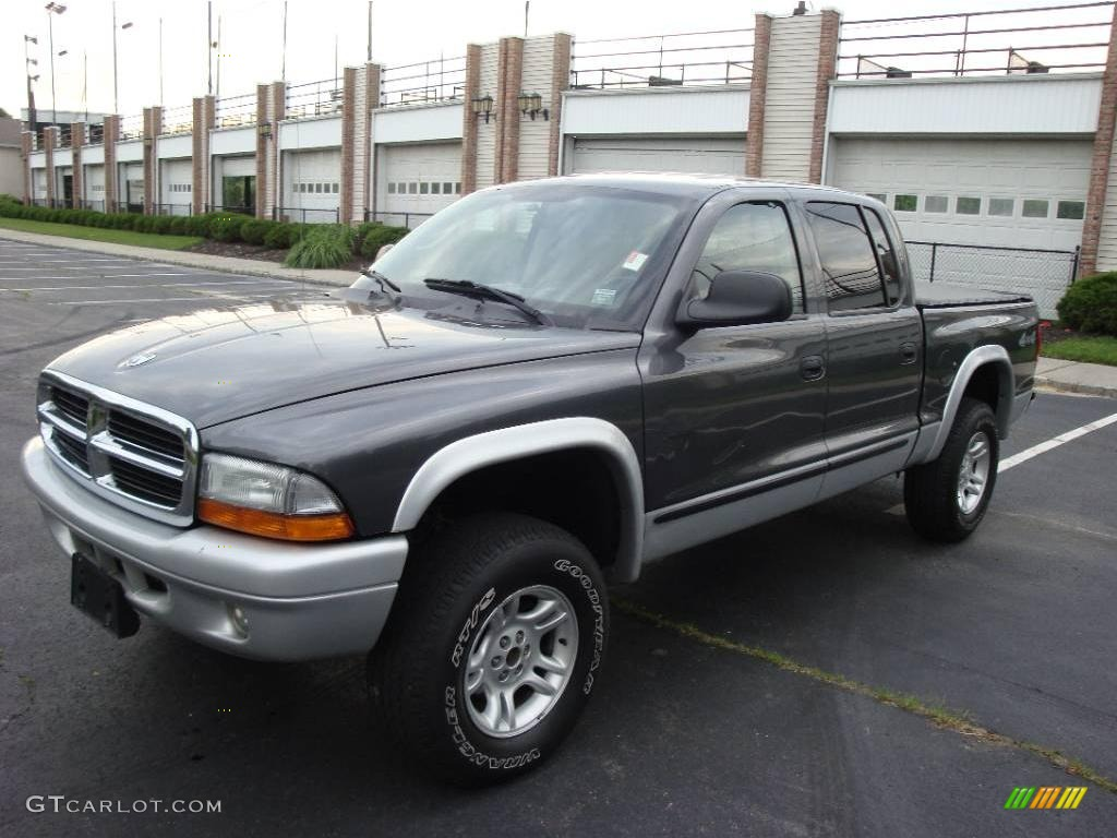 Graphite Metallic Dodge Dakota