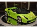 Verde Faunus (Light Green) - Gallardo Spyder Photo No. 1