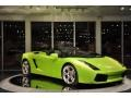 Verde Faunus (Light Green) - Gallardo Spyder Photo No. 40