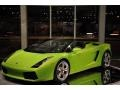 Verde Faunus (Light Green) - Gallardo Spyder Photo No. 75