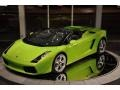 Verde Faunus (Light Green) - Gallardo Spyder Photo No. 87