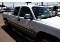 2000 Summit White Chevrolet Silverado 1500 LS Extended Cab 4x4  photo #15