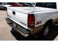 2000 Summit White Chevrolet Silverado 1500 LS Extended Cab 4x4  photo #16
