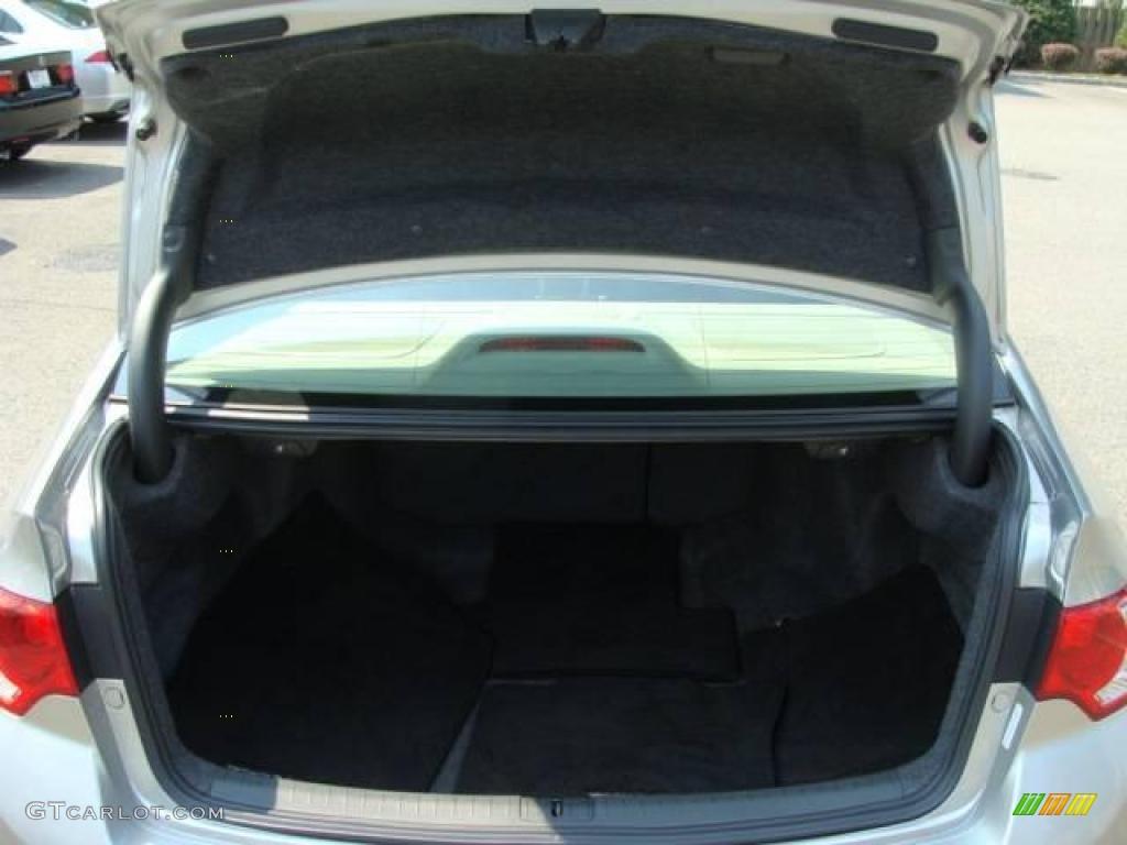 2009 TSX Sedan - Palladium Metallic / Ebony photo #18