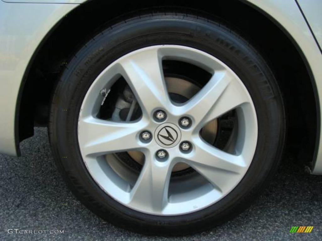 2009 TSX Sedan - Palladium Metallic / Ebony photo #23