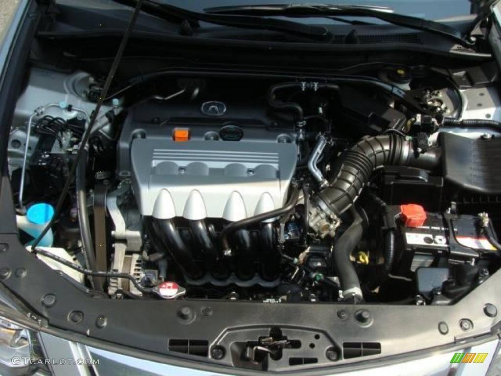 2009 TSX Sedan - Palladium Metallic / Ebony photo #25