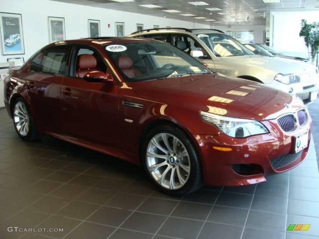Worksheet. 2008 Indianapolis Red Metallic BMW M5 Sedan 15115139  GTCarLot