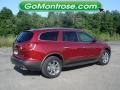 2008 Red Jewel Buick Enclave CXL  photo #2