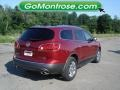 2008 Red Jewel Buick Enclave CXL  photo #3