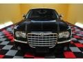 2005 Brilliant Black Crystal Pearl Chrysler 300 C HEMI  photo #2