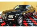 2005 Brilliant Black Crystal Pearl Chrysler 300 C HEMI  photo #3