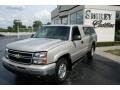 Silver Birch Metallic - Silverado 1500 Classic LT Z71 Regular Cab 4x4 Photo No. 1