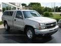 Silver Birch Metallic - Silverado 1500 Classic LT Z71 Regular Cab 4x4 Photo No. 3
