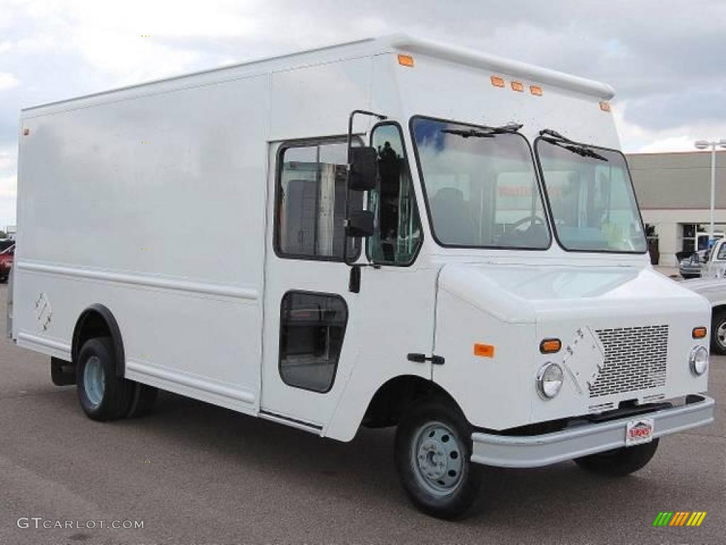 Ford E350 Van >> 2006 Oxford White Ford E Series Cutaway E450 Commercial Delivery Truck #15126919 Photo #4 ...