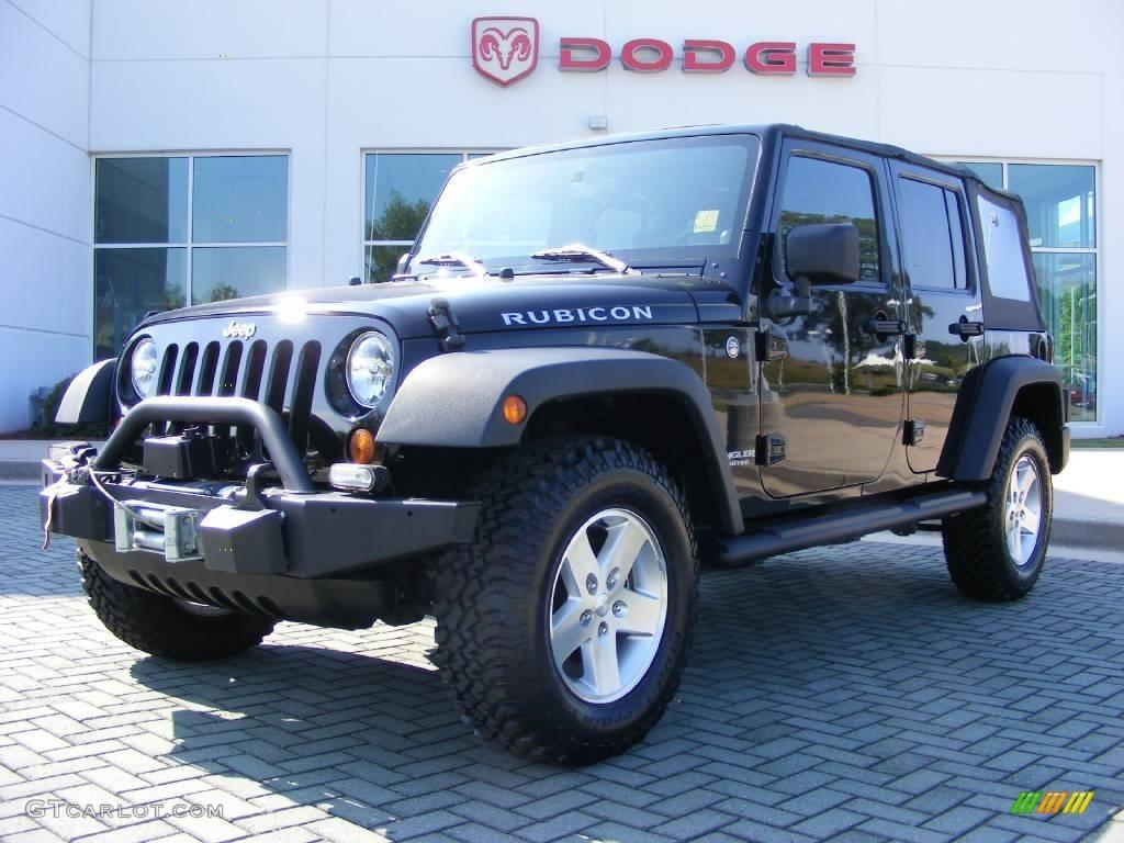 2007 jeep wrangler interior