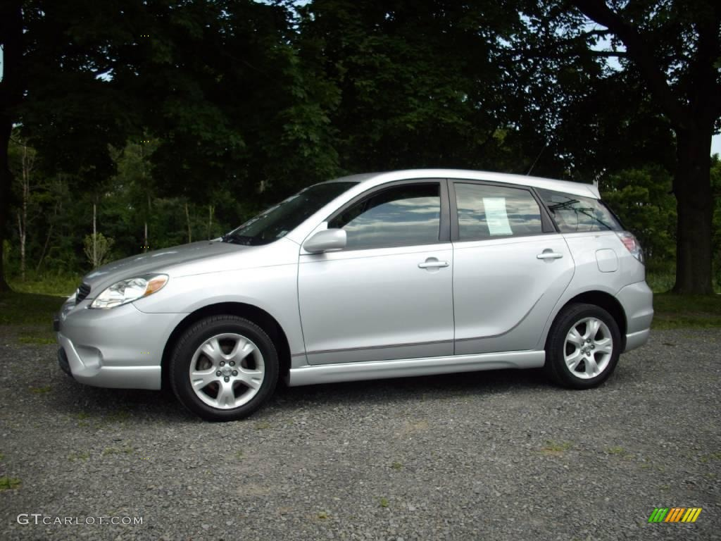 2005 silver streak mica toyota matrix xr awd 15123863. Black Bedroom Furniture Sets. Home Design Ideas