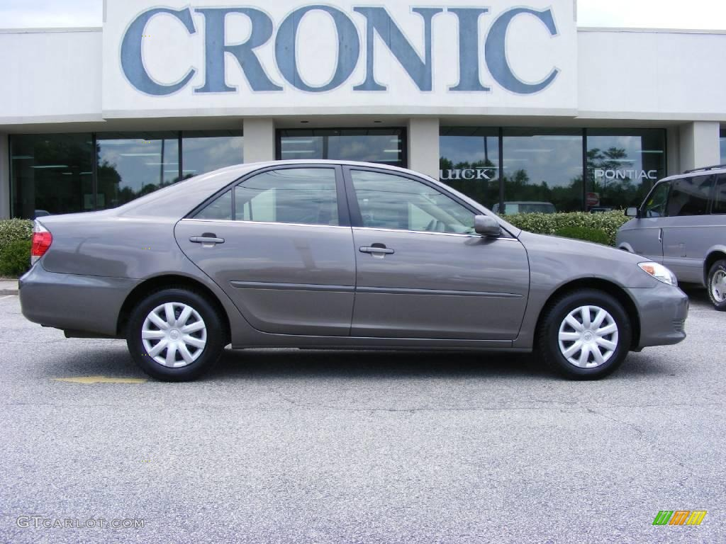 2006 phantom gray pearl toyota camry le 15124100 car color galleries. Black Bedroom Furniture Sets. Home Design Ideas