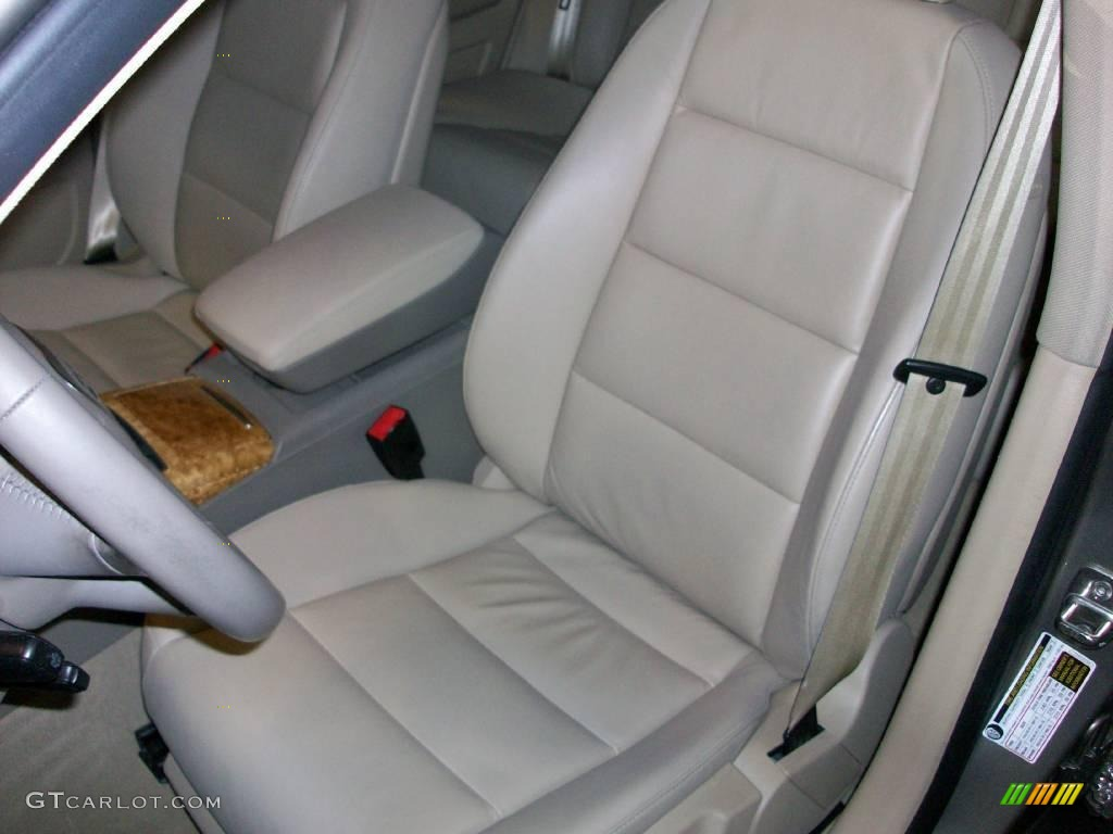 2006 dakar beige metallic audi a6 3 2 quattro sedan. Black Bedroom Furniture Sets. Home Design Ideas