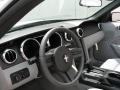 2007 Performance White Ford Mustang V6 Deluxe Convertible  photo #8