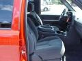 2005 Victory Red Chevrolet Silverado 1500 LS Crew Cab  photo #5