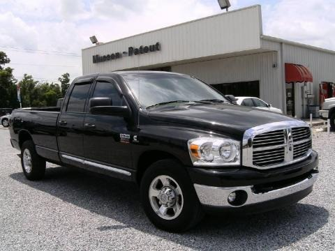 2008 Dodge Ram 3500 Big Horn Edition Quad Cab Data, Info and Specs
