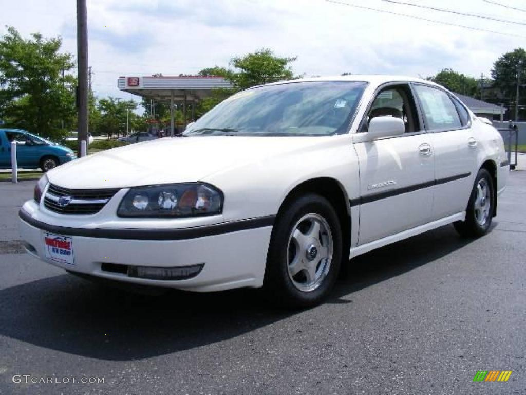 2002 white chevrolet impala ls 15260981. Cars Review. Best American Auto & Cars Review