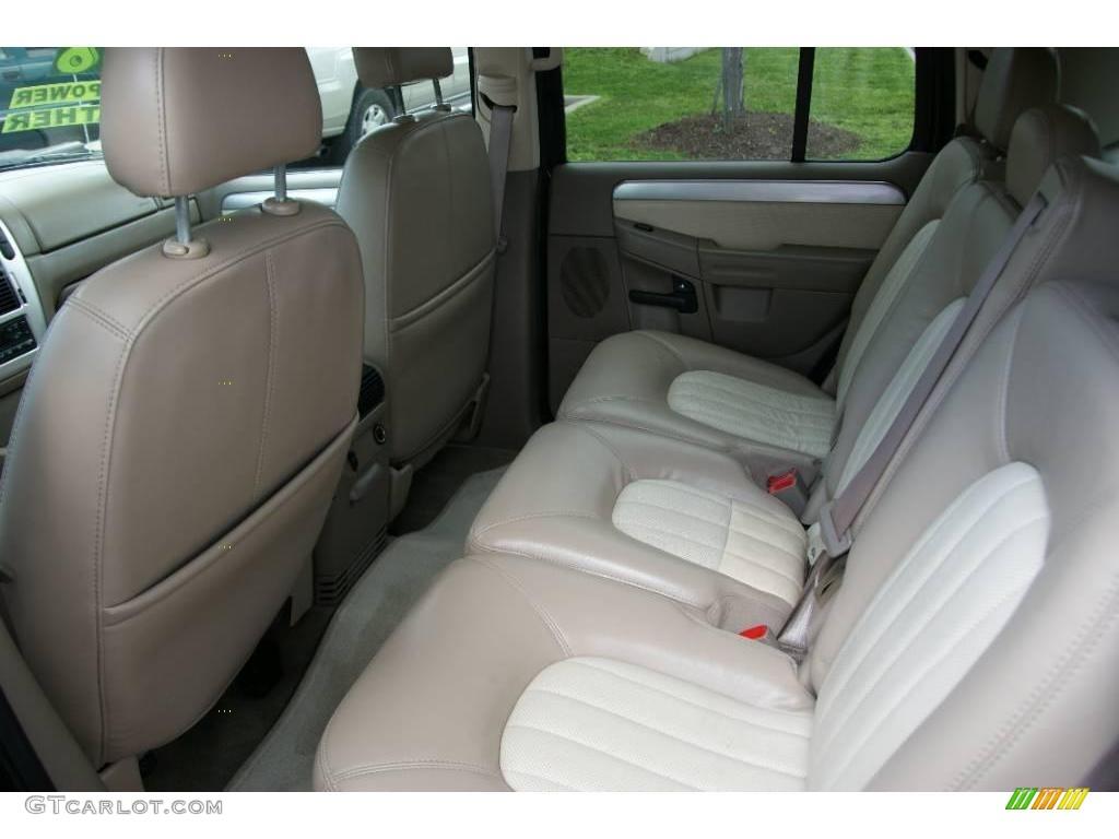 2003 Black Mercury Mountaineer Convenience Awd 15276104 Photo 13 Car Color