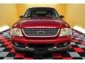 2003 Redfire Metallic Ford Explorer Eddie Bauer 4x4  photo #2