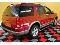 2003 Redfire Metallic Ford Explorer Eddie Bauer 4x4  photo #6