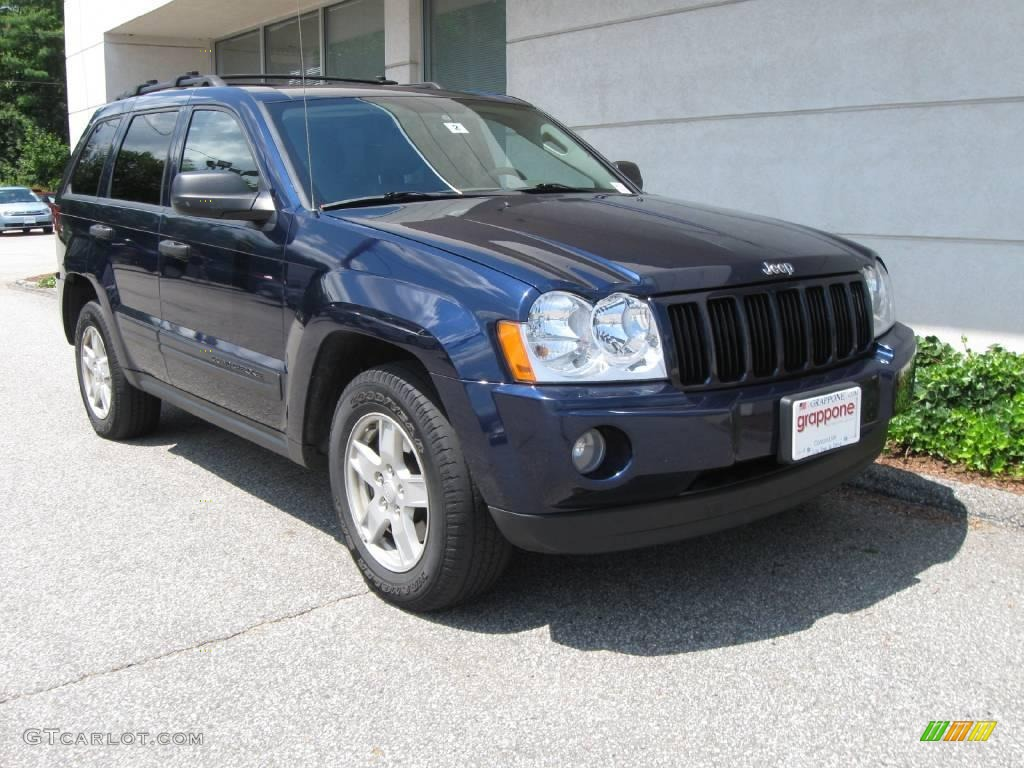 2005 midnight blue pearl jeep grand cherokee laredo 4x4. Black Bedroom Furniture Sets. Home Design Ideas