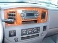 2006 Brilliant Black Crystal Pearl Dodge Ram 1500 SLT Quad Cab 4x4  photo #17