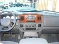 2006 Brilliant Black Crystal Pearl Dodge Ram 1500 SLT Quad Cab 4x4  photo #22