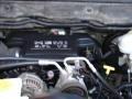 2006 Brilliant Black Crystal Pearl Dodge Ram 1500 SLT Quad Cab 4x4  photo #25