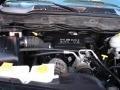 2006 Brilliant Black Crystal Pearl Dodge Ram 1500 SLT Quad Cab 4x4  photo #26