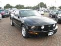 2007 Black Ford Mustang GT Premium Coupe  photo #4