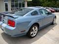 2007 Windveil Blue Metallic Ford Mustang GT Premium Coupe  photo #8