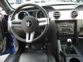 2007 Vista Blue Metallic Ford Mustang GT Premium Coupe  photo #17